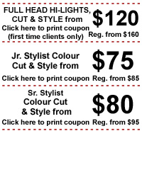 Aurora Hair Coupons